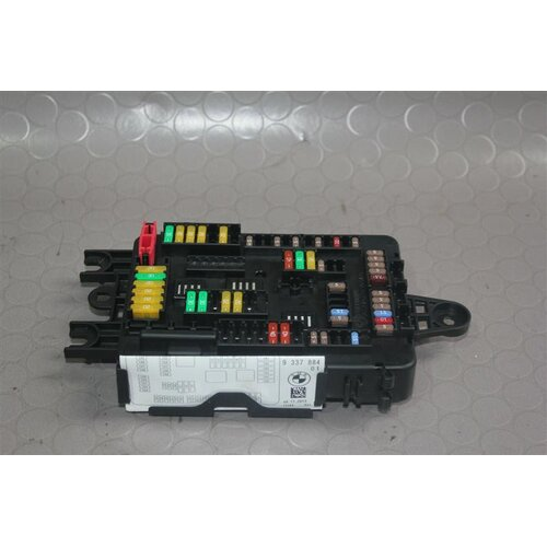 BMW 1ER F20 Sicherungskasten Fuse Box 9337880 Fuse Box Ust on
